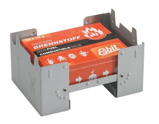 Vreckový varič na pevný lieh ESBIT® - veľký