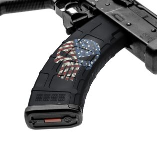 Vynilový potisk AK-47 Mag Skin GunSkins®