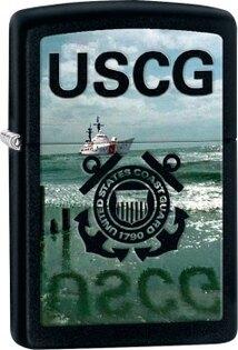 Zapalovač Zippo® U.S. Coast Guard
