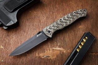 Zatvárací nôž Kizlyar SUPREME® Vega