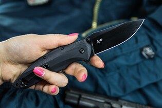 Zatvárací nôž Kizlyar SUPREME® Zedd D2