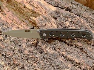 Zatvárací nôž M16-03 Classic™ CRKT® - čierny