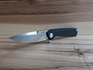 Zavírací nůž ANV® Z100 Dural Frame Lock