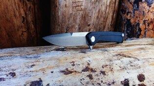 Zavírací nůž ANV® Z100 G10 Liner Lock