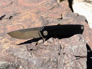 Zavírací nůž ANV® Z200 Dural Frame Lock