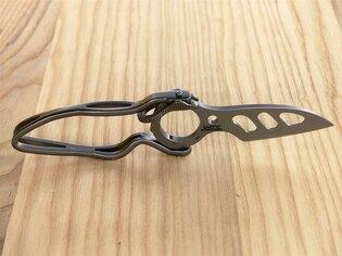 Zavírací nůž Daktyl™ CRKT® - stříbrný