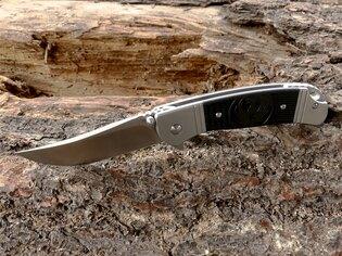 Zavírací nůž Hollow-Point™ CRKT® - černý
