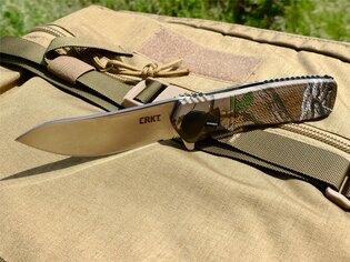 Zavírací nůž Homefront™ Hunter CRKT® - Camo