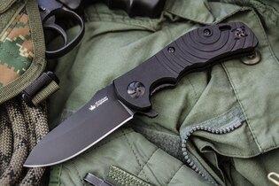Zavírací nůž KIZLYAR SUPREME® Bloke X D2
