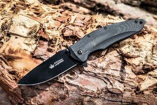 Zavírací nůž KIZLYAR SUPREME® Zedd AUS 8