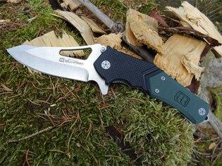 Zavírací nůž Lansky® Responder X9 - černo-zelený