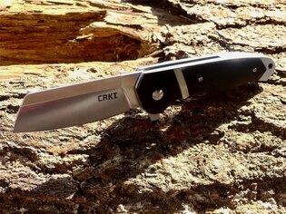 Zavírací nůž Ripsnort™ CRKT® - černý
