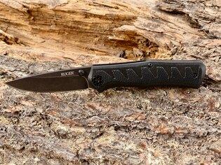 Zavírací nůž Ruger™ CRKT® - černý