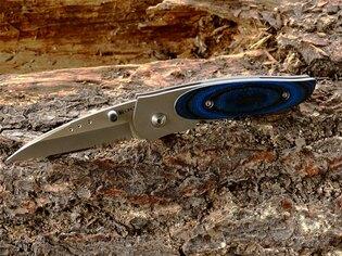 Zavírací nůž The Wasp™ CRKT® - modrý