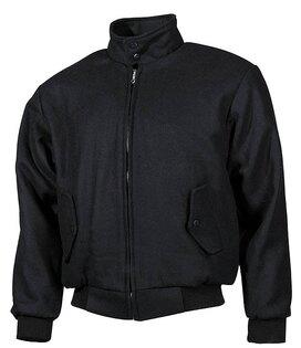 Zimná bunda Harrington PRO COMPANY® - čierna