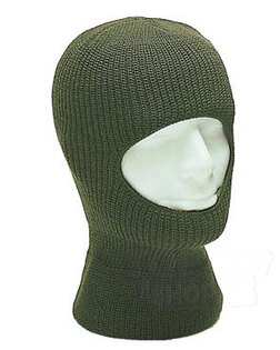 Zimná kukla MFH® akrylová pletená s 1 otvorom