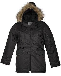 Zimní bunda - parka TEESAR® N3B Aljaška