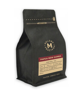 Zrnková káva Papua new Guinea Sigri